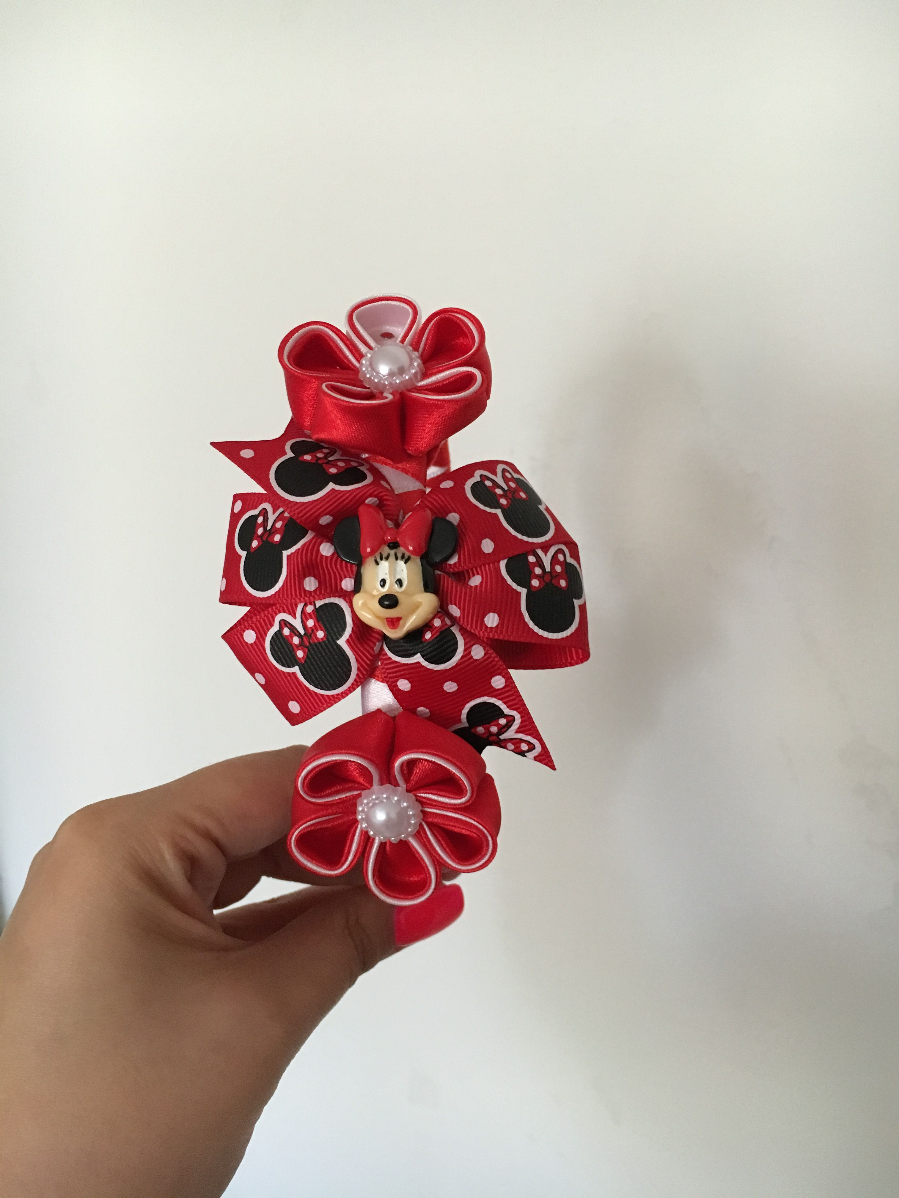 Čelenka Minnie Mouse fe8c664330