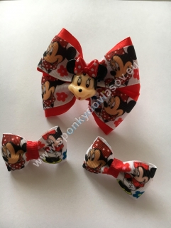 Set sponiek Minnie Mouse